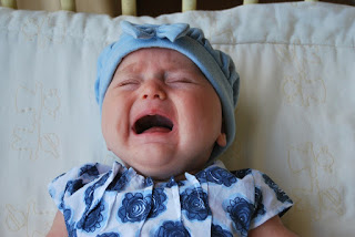 子供の夜泣き