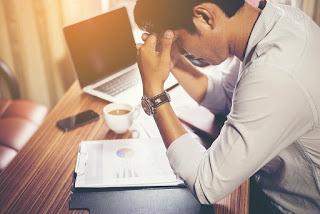 投資のストレス