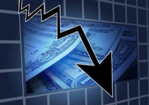 株価の暴落