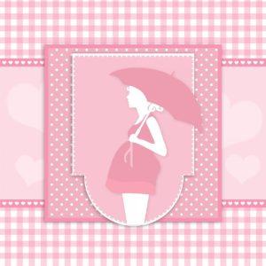 妊婦の診察